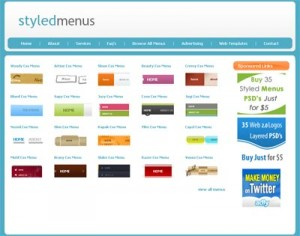 styledmenus